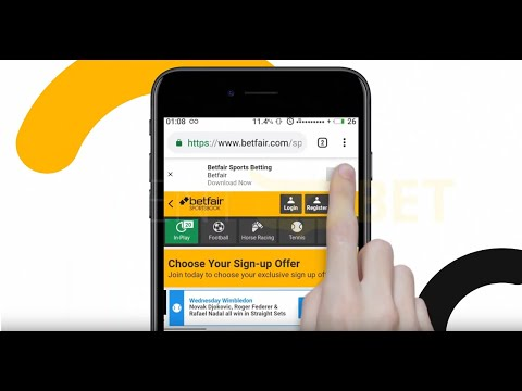 Download Betfair Mobile App On Android Devices - Install Guide & APK