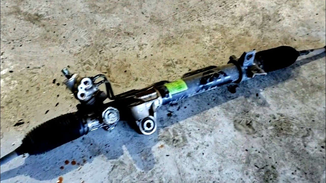 rack pinion gmc replacement traverse acadia 2009 chevy buick enclave