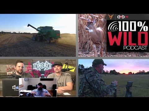 Leasing vs. Buying Hunting Land w/Dan Perez - 100% Wild Podcast 36