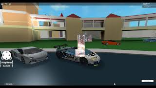 Roblox (Norsk Gaming) (Super Car Meeting 2) Biltesting #1