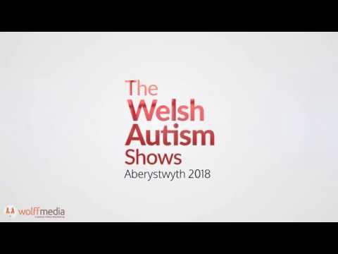 Nath Trevett at The Welsh Autism Show Aberystwyth 2018
