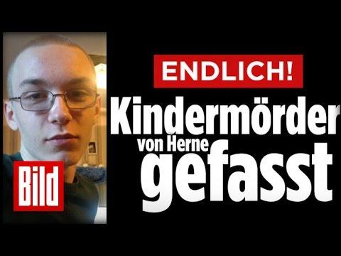 Kinder-Killer Marcel Heße aus Herne gefasst und verhaftet - BILD Daily Sondersendung
