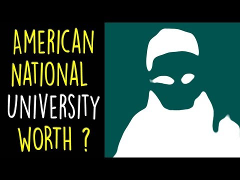 ????American National University Worth it ? + Review!????