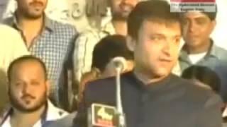 Akbar Owaisi After Attack 18th May 2014 At Home   YouTube