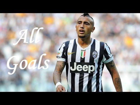Arturo Vidal || All goals || 2013/2014|| HD