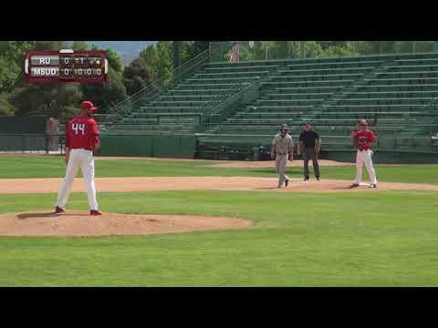 Regis vs MSU Denver Baseball Game