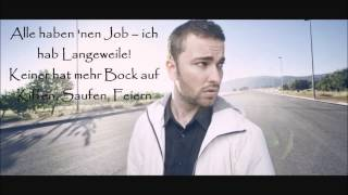 Marteria - Kids (2 Finger An Den Kopf) (Lyrics On Screen)
