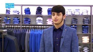 «Centone» - самый большой магазин мужской одежды в Бишкеке / 24.05.18 / НТС