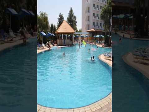Antigoni Hotel Protaras Cyprus Youtube