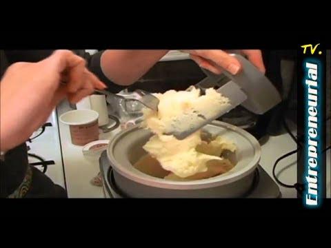 Entrepreneur Startup Success Stories - Homemade Ice cream Makers