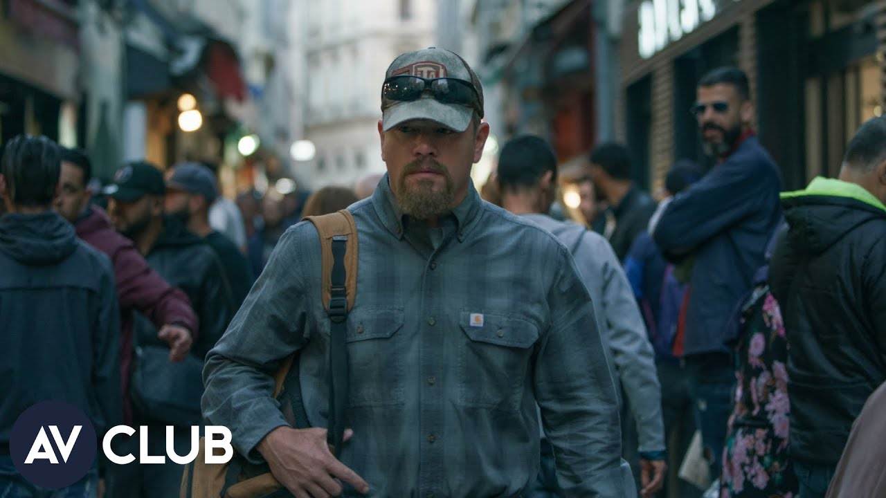 'Stillwater' Review: A Roughneck Abroad
