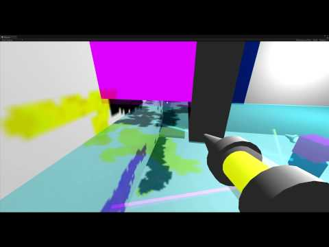 Frooxius' OUYA CREATE Game Jam entry - Day 5 preview |