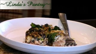 ~make Ahead Omelette Bake With Linda's Pantry~
