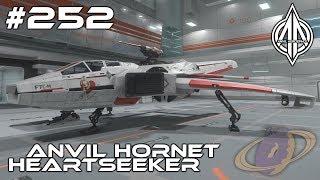 Star Citizen #252 Anvil Hornet Heartseeker - Flightready [Deutsch]