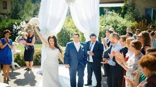 Интернациональная Свадьба Девида и Марии от WP Wedding
