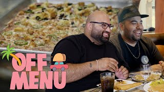 Lucas goes on an Indian food crawl with the boys from Badmaash, L.A.'s hottest Indian restaurant