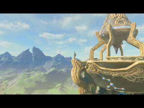 The Legend of Zelda Breath of the Wild   Nintendo Switch Presentation 2017 Trailer (Español)