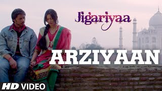 Exclusive: Arziyaan Video Song | Jigariyaa | Vikrant Bhartiya, Aishwarya Majmuda …