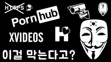정부가 막아버린 불법 사이트들 TOP10   초간단 뚫는법(VPN 아님)