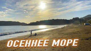 Влог Пустые пляжи Будвы и Бечичи Очередь на тесты COVID