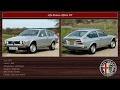 Classic Cars Collection: Alfa Romeo 1971-1975
