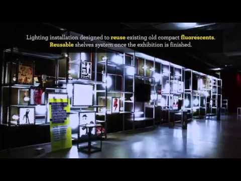 Tesla Exhibition Smart&Green Design
