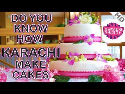 Karachi | Karachi Bistro | Karachi Bakery | Karachi cake making | Cookies | Karachi Biscuits