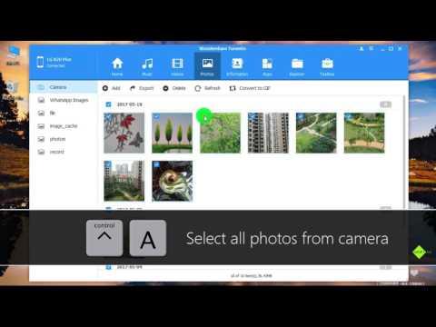 how to take a screenshot on lg computer