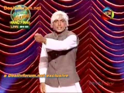 """Laloo ka interview"" Mahuaa tv   Dipoo Srivastava"