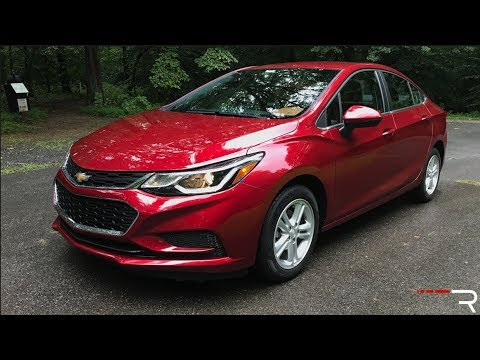 2017 Chevy Cruze TD 6-Speed – Diesel Powered Daily Driver