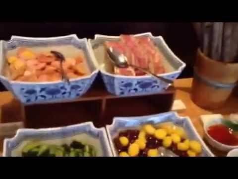 Renaissance Shanghai Zhongshan Park Hotel Breakfast Buffet - Yummy