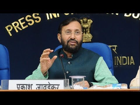 HRD Minister Shri Prakash Javadekar to Launch D.EI.Ed. for In-service Untrained Elementary Teachers