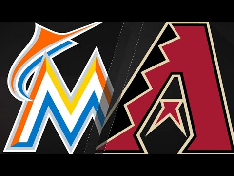 6/1/18: D-backs hit six homers in win against Fish