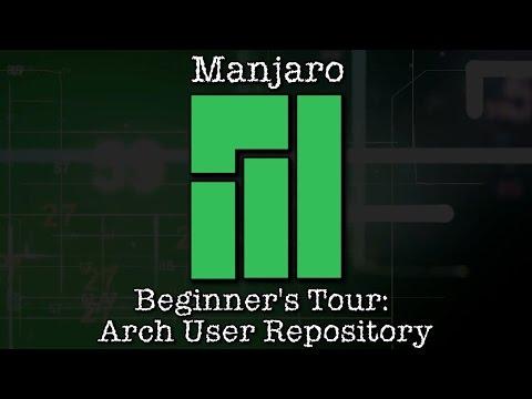 Manjaro Beginner