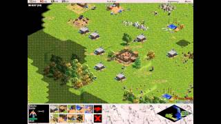Voices of Babylon. mission 4. I shall return. Age of Empires. Hardest