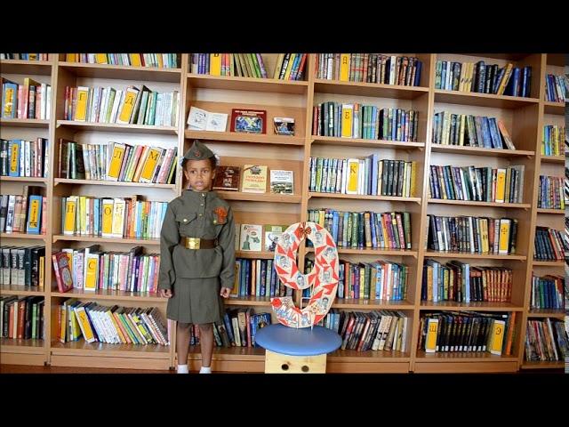Изображение предпросмотра прочтения – ВераКочнева читает произведение «Я знаю: ты бежал в бою» К.М.Симонова