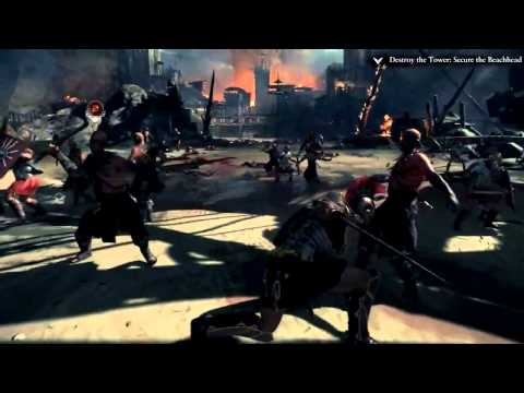 Ryse Son of Rome - Ryse Son of Rome Gameplay Developer Walkthrough