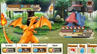 Monster Saga (Master of Monsters) - CATCHING PROBOPASS!