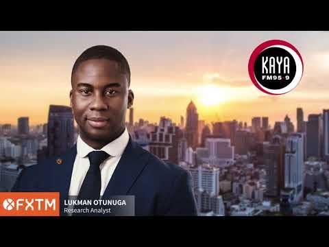 Kaya FM interview with Lukman Otunuga | 26/11/2018