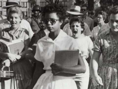 1957 The Little Rock Nine