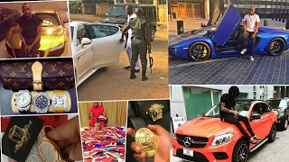 NIGERIA'S RICH KIDS OF INSTAGRAM AND THIER LIFESTYLE