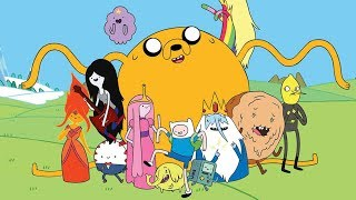 Adventure Time Tribute.