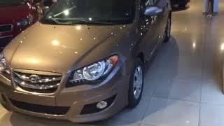 Hyundai Elantra hd смотреть