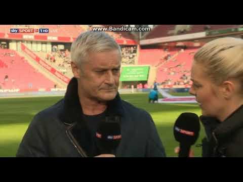 ARMIN VEH INTERVIEW VOR SPIEL FC KÖLN - FC AUGSBURG