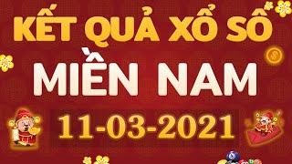 Xổ Số Miền Nam Ngày 11 Tháng 3 - XSMN - SXMN - KQXSMN - Xổ Số Kiến Thiết Miền Nam Hôm Nay Thứ 5