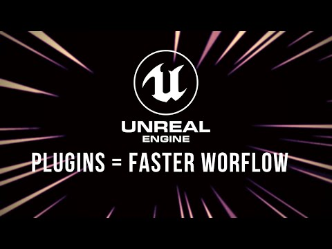 Plugins for Unreal Engine for better worflow with blueprints and content thumbnail