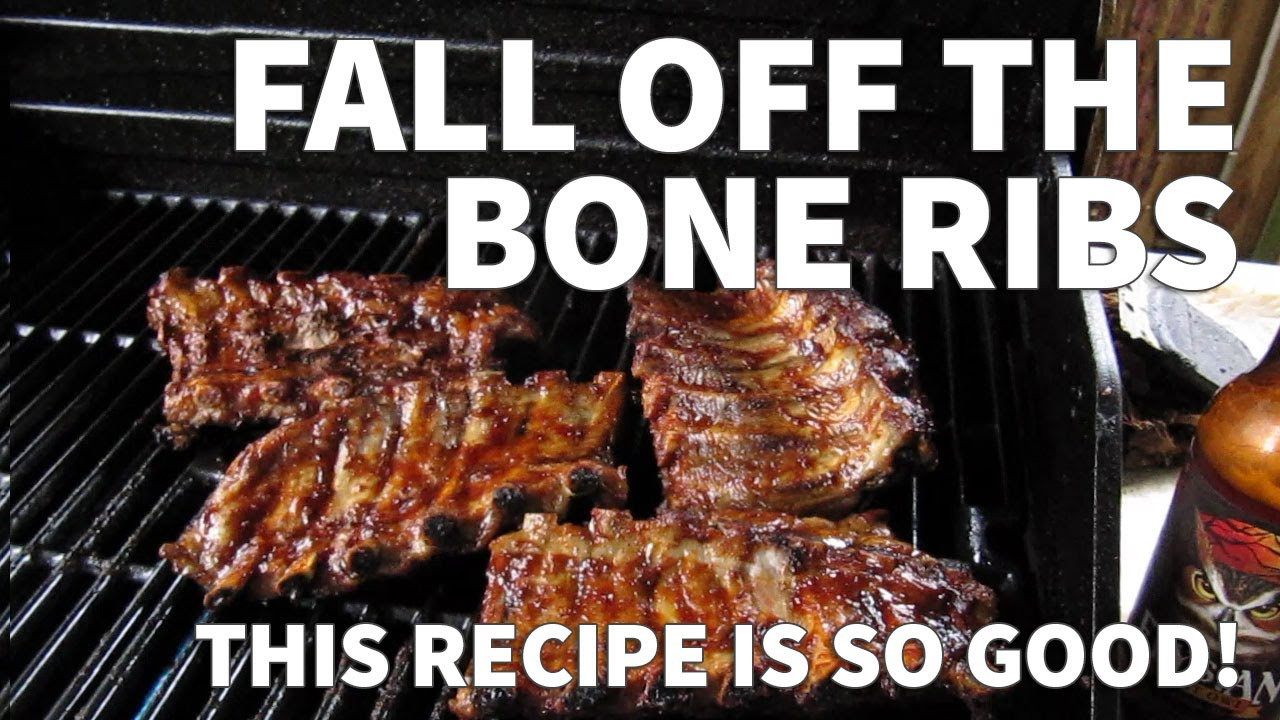Fall Off the Bone Ribs Recipe – Easy to Prepare Baby Back or St Louis Style  BBQ