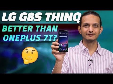 LG G8s ThinQ Review –Is It Better Than the OnePlus 7?