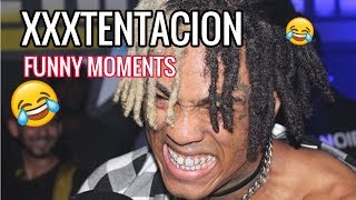 XXXTENTACION *RARE* FUNNY MOMENTS! [NEW 2017] BEST COMPILATION