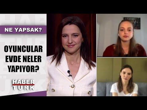 Alina Boz, Kubilay Aka Ve Pınar Deniz Habertürk'te | Ne Yapsak - 26 Nisan 2020